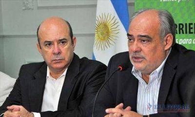 Sucesión: Colombi frenó las aspiraciones de Canteros, pero el Vice dice no estar excluido