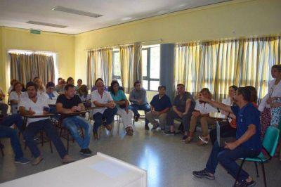 Médicos de Olavarría buscan adherir a CICOP de cara a paritarias