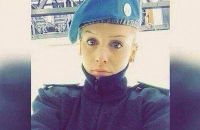 Ailén Arbini, la Policía Local que provoca furor en las redes sociales y medios nacionales