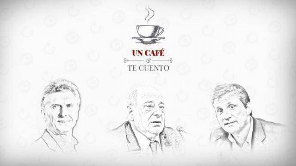 Intimidades de Macri en la ciudad y presentación en la mesa de Mirtha