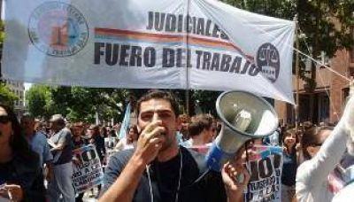 Viernes: paro nacional en protesta por el traspaso judicial