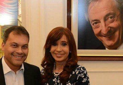 Festa pidió por CFK: