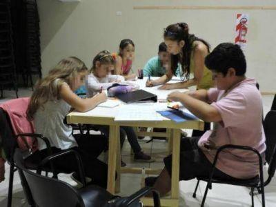 El Municipio puso en marcha el programa Redes de apoyo escolar en los barrios