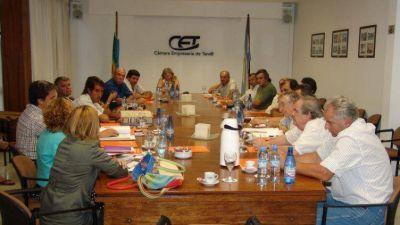 Albertario participó de la reunión del Foro de Seguridad