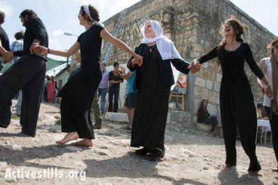 Mapeo de los pueblos palestinos borrados y reemplazados por ciudades judías