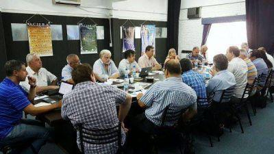 Primera Reunión del Consejo Directivo Nacional de ACIERA en 2017