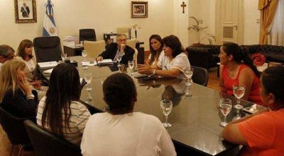Si.T.A.S. mantuvo una reunión con funcionarios del SiProSa