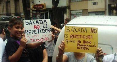 Paralizan Radio Nacional en Paraná para que no la conviertan en repetidora