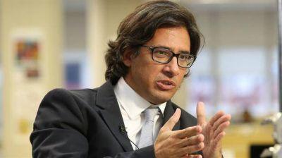 Germán Garavano dijo que no trabajaría con alguien que piense como Gómez Centurión