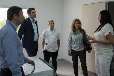 El Hospital de Niños de La Plata recibió un subsidio de legisladores de Cambiemos