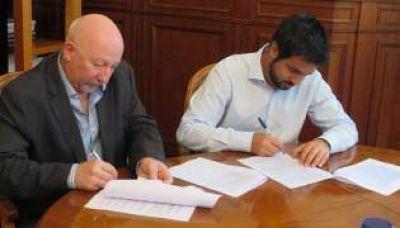 Convenio de cooperación entre la Ciudad y Tierra del Fuego