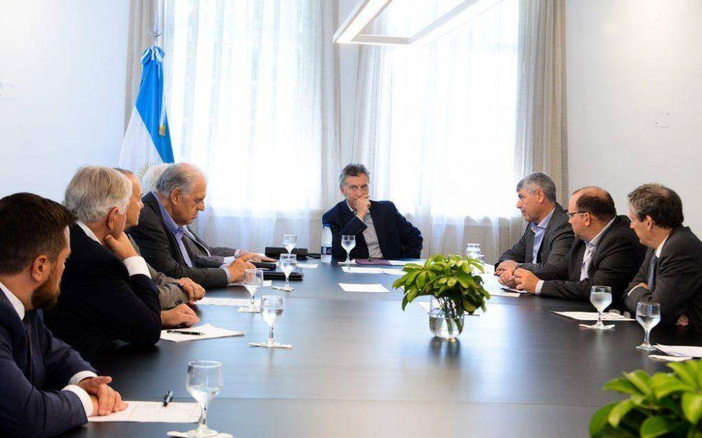 Macri deslizó la posibilidad de declarar en emergencia al puerto de Mar del Plata