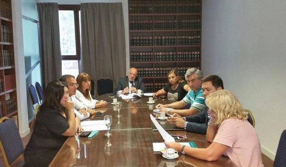 Acción Marplatense se reunió con el Comité Ejecutivo del Plan Estratégico