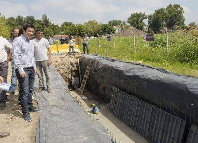 Más obras hidráulicas para terminar con las inundaciones en el Área de Promoción