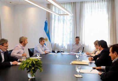 Macri analizó el temario que tratará en Brasil con Temer