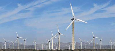 Los molinos de viento siguen siendo un objetivo de máxima