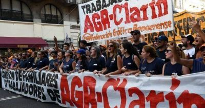 Triaca no recibió a los despedidos de AGR-Clarín