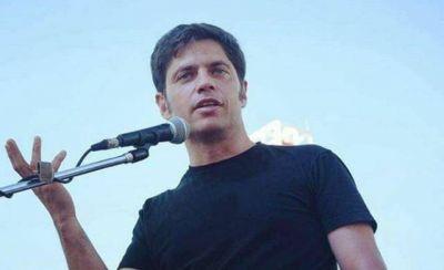 Axel Kicilloff dejó un claro mensaje contra Macri en Mar del Plata