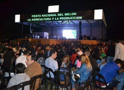 Inauguración y festival en Candelaria