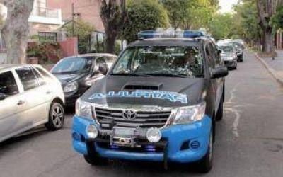 Con máscara de payasos acribillaron a un sindicalista en Vicente López