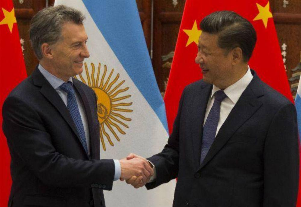 Por el efecto Trump, Macri acelera los acuerdos con China