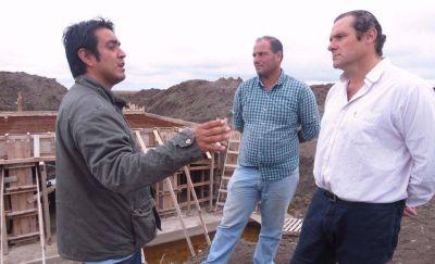 Avanzan las amplias obras hidráulicas que abarcan 47 kilómetros de longitud