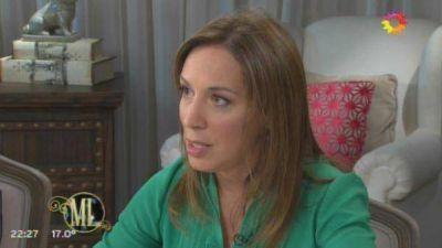 Video: el incómodo momento de María Eugenia Vidal en el programa de Mirtha Legrand
