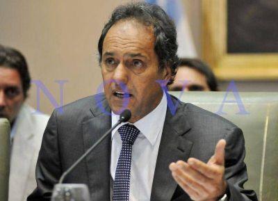 Apelaron ante la Corte el sobreseimiento de Scioli