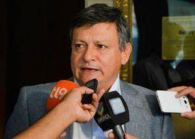 Reunión de gabinete, inauguraciones y espera por confirmación de Frigerio