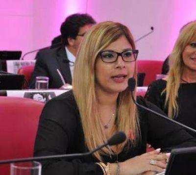 """Celeste Segovia: """"A pesar del gran esfuerzo provincial, las políticas nacionales destruyen el empleo y la industria"""""""