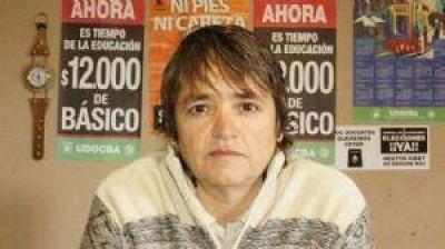 """""""Si las clases no comienzan es exclusiva responsabilidad del Gobierno Provincial"""""""