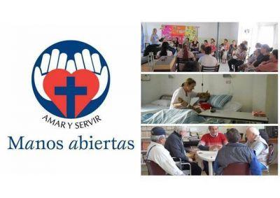 La organización argentina Manos Abiertas recibirá a un grupo de refugiados de Siria