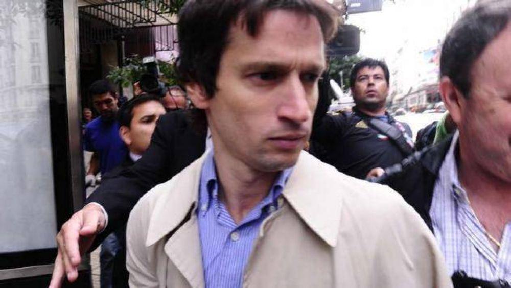 Nisman: nuevas pruebas podrían complicar a Diego Lagomarsino