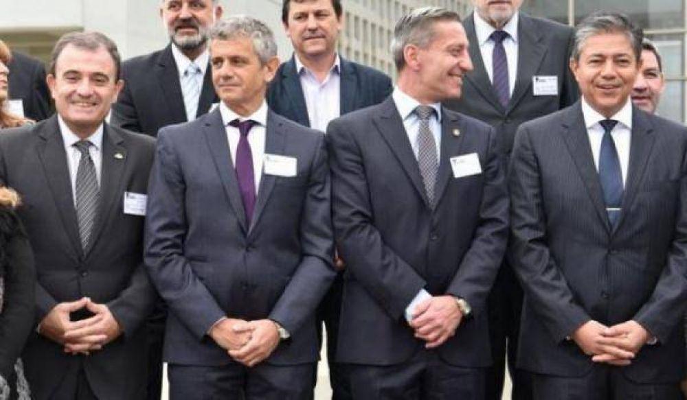Vicegobernadores patagónicos se reunirán para analizar planteos
