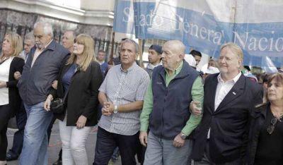"""Palazzo pide un acuerdo """"firmado y homologado"""" para frenar los despidos"""