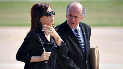 Parrilli negó que Cristina haya hablado de