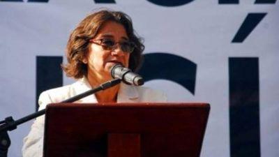 Corpacci pidió por el apoyo de Nación para la paritarias docentes