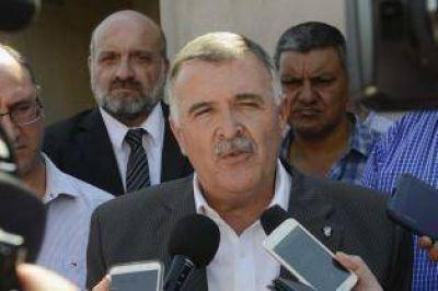 """""""Cano no conoce porque no recorre la provincia"""", dijo Jaldo"""