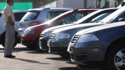 En San Juan, la venta de autos usados de enero cayó 2,4%