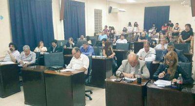 El Concejo aprobó preparatoria de préstamo por 50 millones de pesos