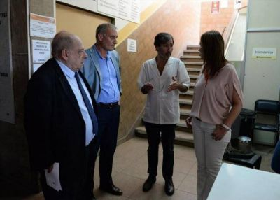 Vidal se pondrá al frente de la salud en Mar del Plata