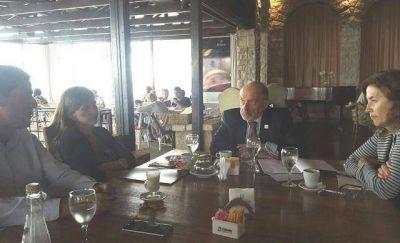 Fondo de 25 mil millones del Conurbano: AM analizó el proyecto con legisladores