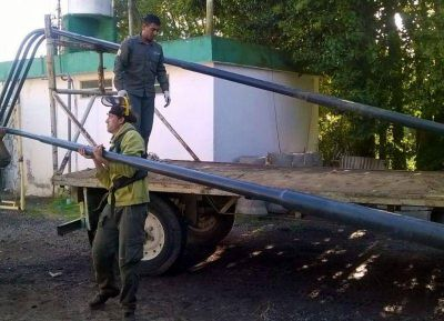 Fontezuela ampliará su alumbrado público