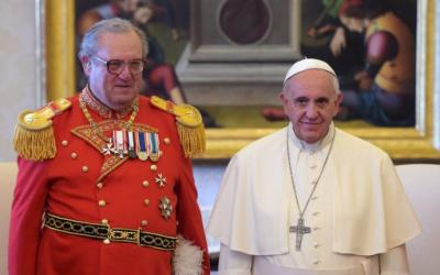 Orden de Malta: El ex Gran Maestre tilda a Francisco de
