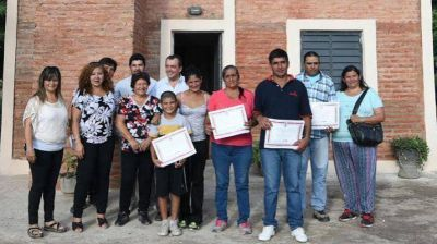 Entregaron viviendas sociales en varias localidades