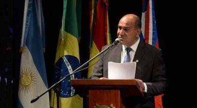 Manzur busca vínculos económicos con estados del sur de Brasil