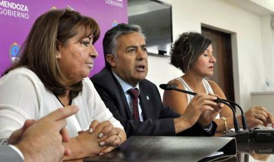 Resistencia a postulada por Cornejo para un cargo clave