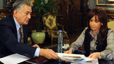 Nuevo guiño de Alberto Rodríguez Saá a Cristina Kirchner
