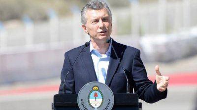 Mauricio Macri y seis gobernadores presentarán un plan para el desarrollo de la Patagonia