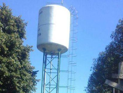 Se mejora el servicio de agua en Los Pinos